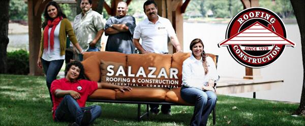 Salazar Roofing Contractors OKC